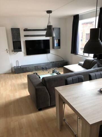 Nice and clean apartment in city center