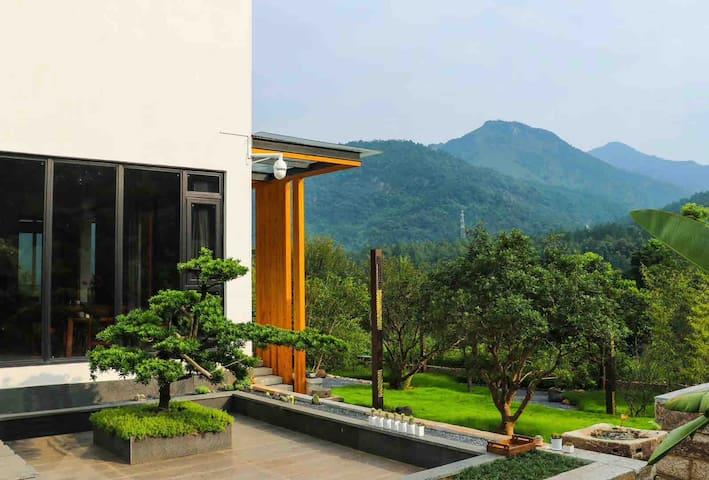 蓬莱境别墅派对-英式别墅正式开放丨藏于山野间,推开窗就是绝美山景!