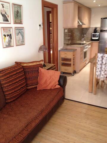 Apartamento con encanto SFG - Sant Feliu de Guíxols - Apartment
