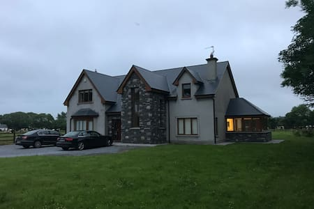 Idyllic Country House on the Wild Atlantic Way
