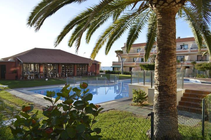 Apartamento con piscina  en Los Cancajos  I R I S
