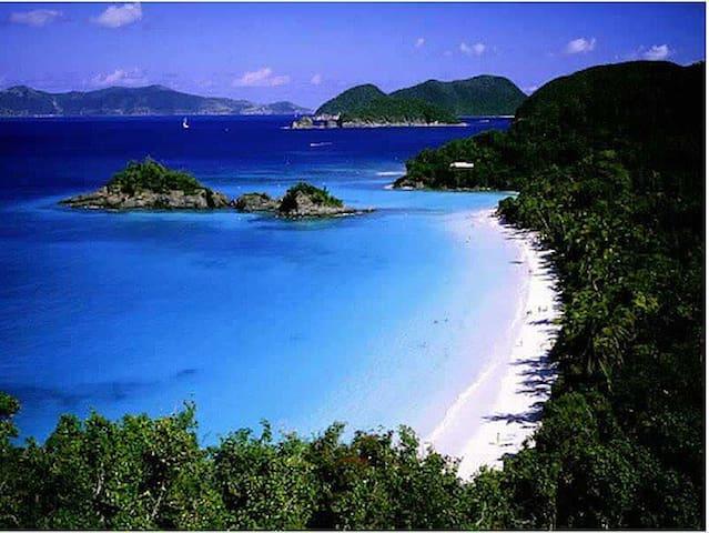 Sailing, hiking, beaches,  explore #villavandyke