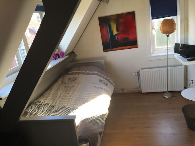 Your own attic - Nijmegen - Huis