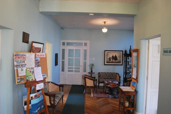 Cozy place in the heart of Quito La Mariscal