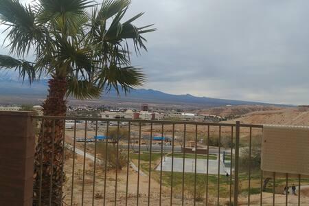 Beautiful view, nice clean condo.