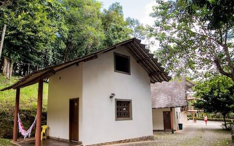 Chalé no Quilombo Hotel Fazenda