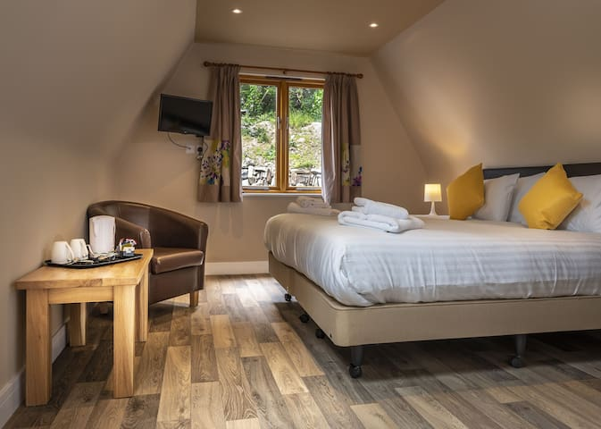Heather - double room, Near south Molton & Exmoor