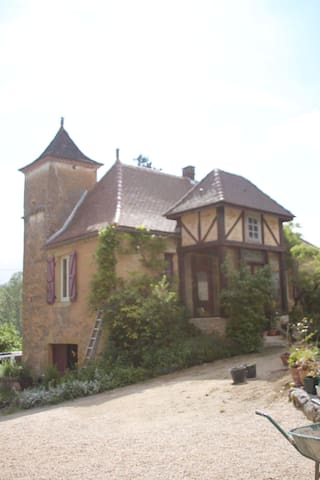 Maison de charme Quercynoise - Lavercantière - Huis