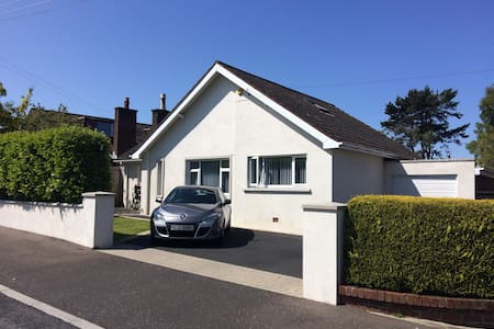 Detached Family Home in Seaside Town - Bangor - Haus