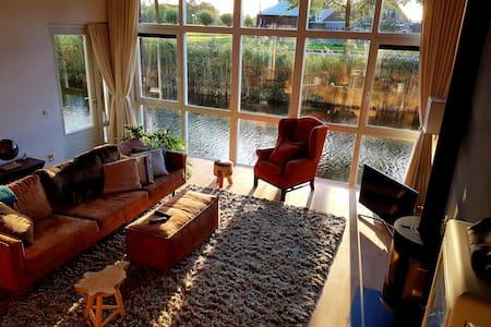 Spacious cozy house near Amsterdam, Haarlem, beach
