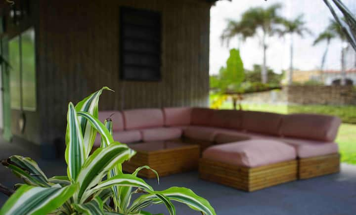 House of Zen - Private Finca, House & Yoga Casita