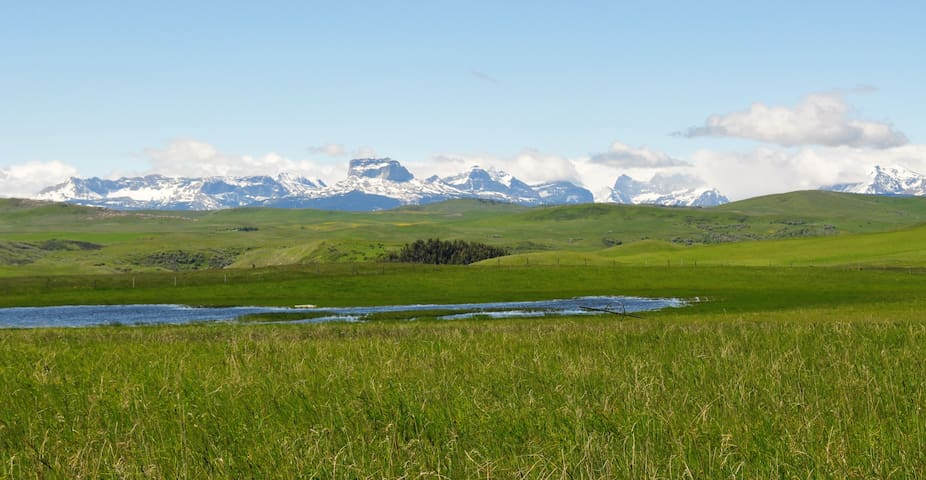 Serene Get Away- Mountain views - Leavitt - Pension