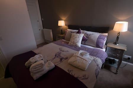 DUNVEGAN en suite room - Inverness