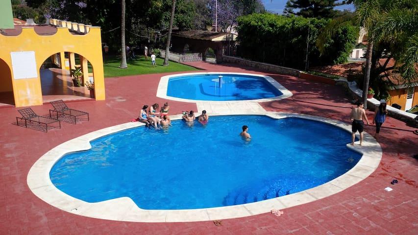 La Floresta Ajijic - Ajijic - Villa