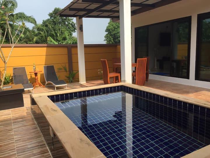 Villa Wan Mai,  Pool Villa AoNang Krabi