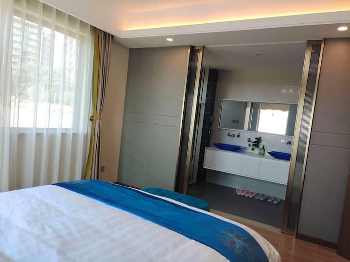 抚仙湖翡翠湾、湖景房、两居室、麻将机8