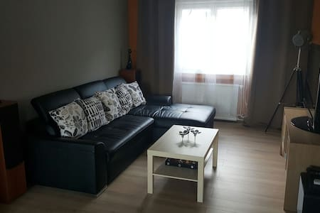 Appartement cosy - Saulnes - House