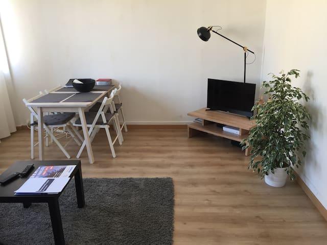 Appartement Gratte ciel - Villeurbanne