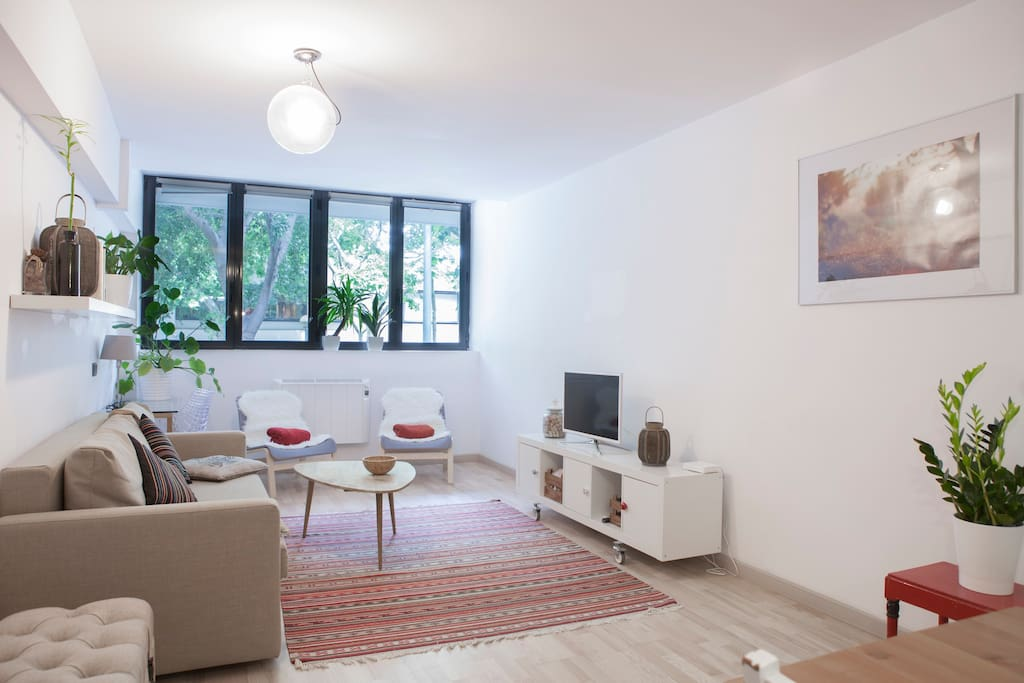 Miks Spacious 1 Bedroom Apartment Near The Beach Apartments For Rent In Barcelona Catalunya