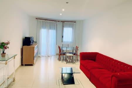 Apartamento Entero, La Jonquera, Comfort y Belleza