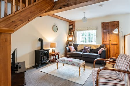 Wheat cottage, spacious and  ideal for couples.