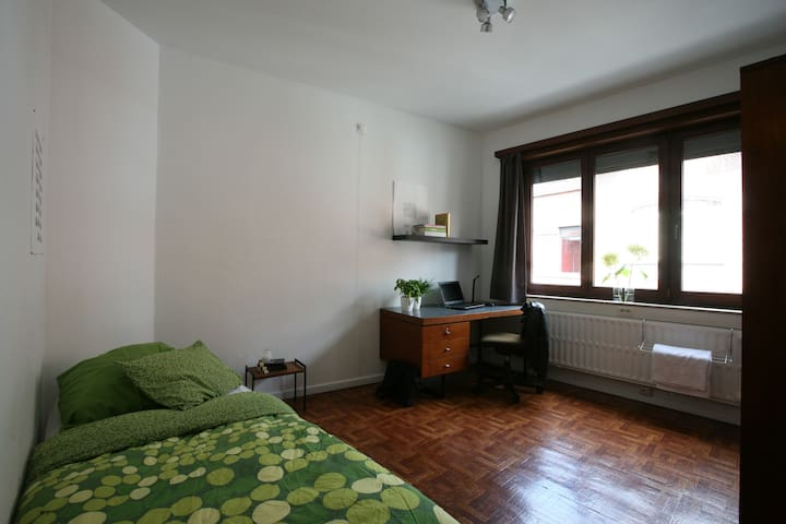 Nice furnished bedroom in Leuven (Heverlee)