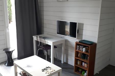 Studio independant au calme
