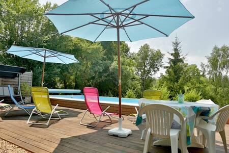 Chambres et table d'hôtes  Dordogne - Le Buisson-de-Cadouin