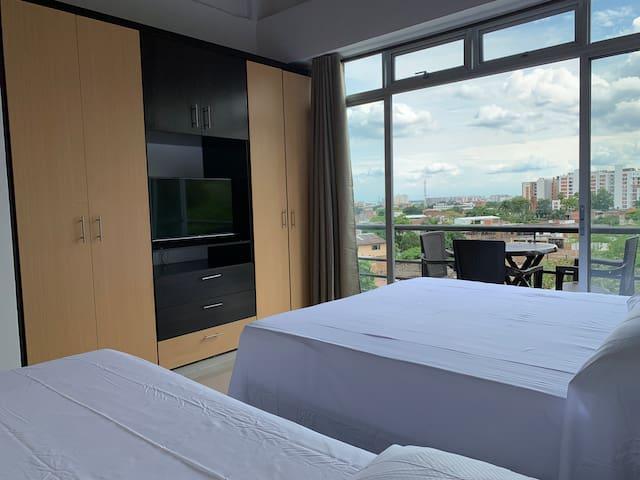Loft City View 502