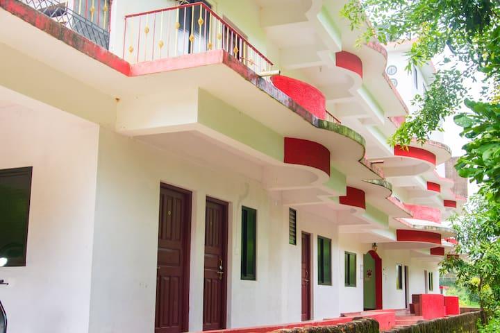 Marshall House - Anjuna - Bed & Breakfast