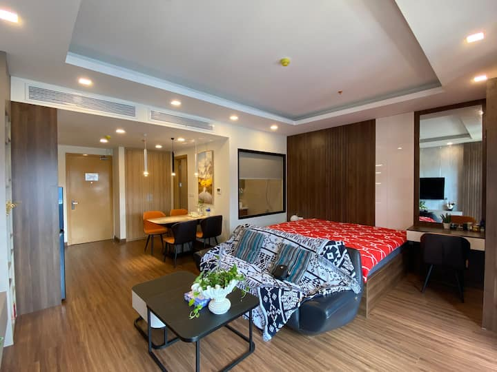 Sea Tower Luxury - Queen Apartment - Sea view
