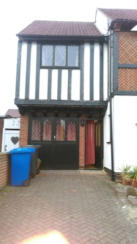Private Annex Double Bed & Ensuite - Derby - Casa