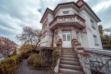 Villa Vysehrad - Prag - Wohnung