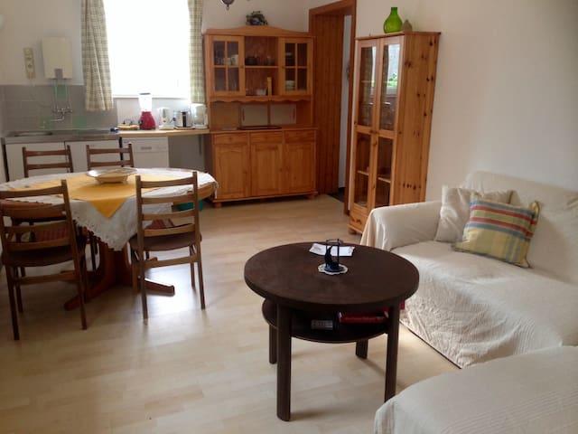 Schöne Ferienwohnung für Naturliebhaber - Jabel - Квартира