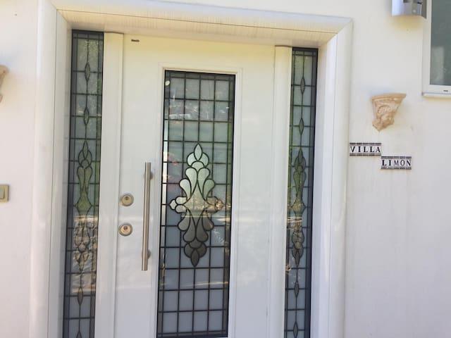 entry door/giris kapisi