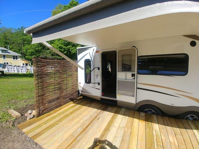 Camper Trailer Heaven