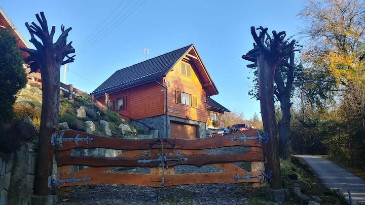 Przystanek Beskidy BASE CAMP - Dom,  2 sypialnie