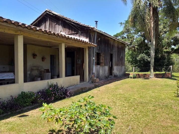 Casa de Campo Fazenda Kanika's Pub