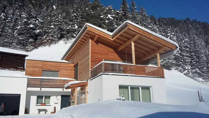 Appartement mit Blick in die Berge - Pettneu am Arlberg - Kondominium