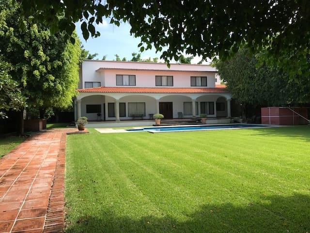 Casa Tezoyuca de Don Polo.