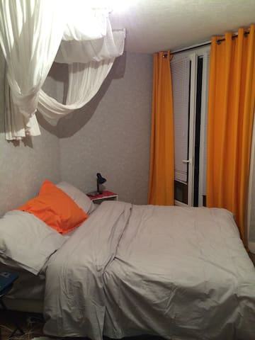 Cool room 30min from Paris - Franconville - Daire