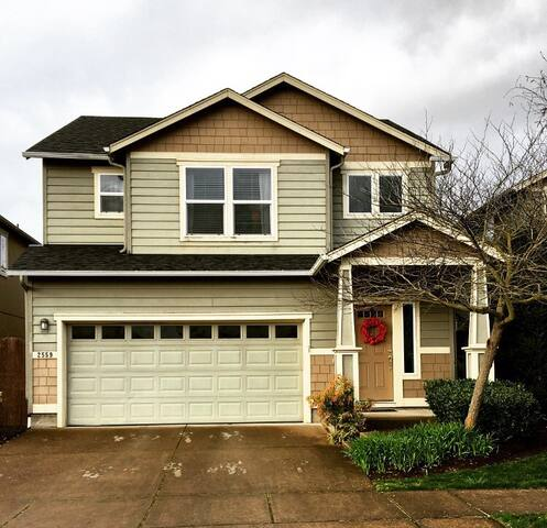 Gorgeous & super clean 3 bdrm home - Eugene