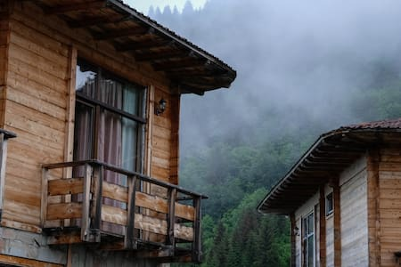 Cottage in Gomarduli Zen Garden