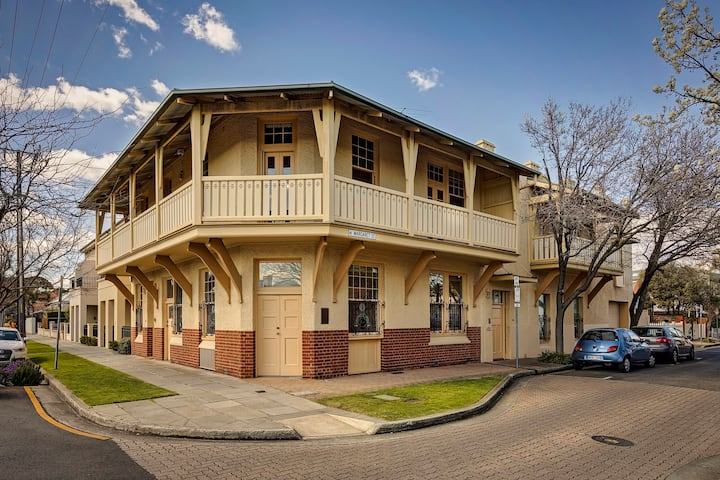 History in the heart of North Adelaide