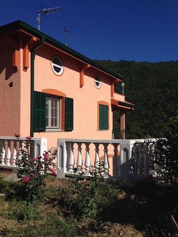 Красивые аппартаменты с видом на море - Vallebona - Apartmen perkhidmatan