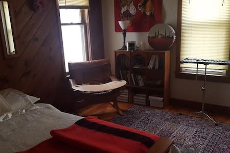 Twin Porches, quiet and friendly - Fort Atkinson - Dům