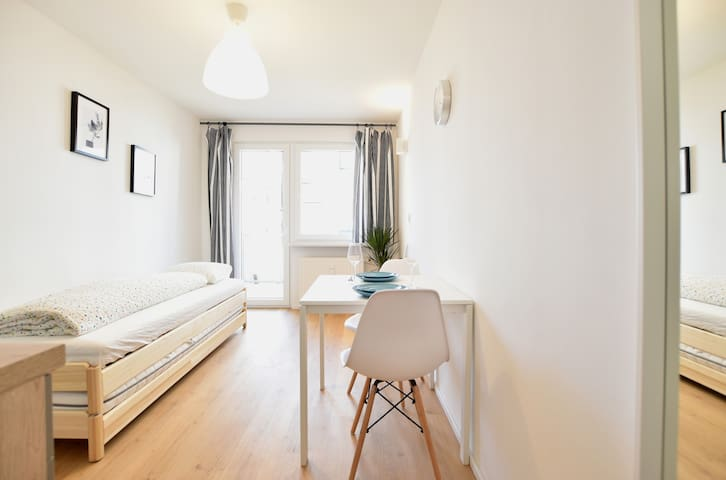 Charmantes Mini-Apartment mit guter Anbindung