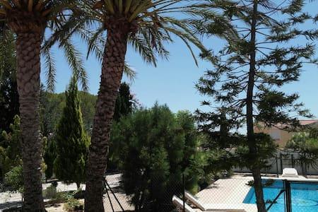 Villa 1.800 m2. Relax. - Busot