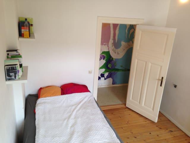 Super Zimmer in ruhiger WG - Berlin - Apartment