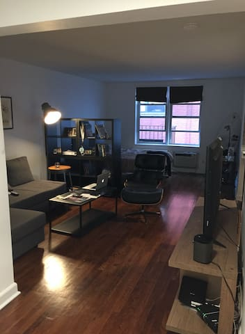 Great studio apartment in Chelsea! - Nueva York - Apartamento